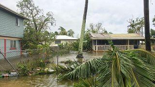 Tonga : pas de victime mais de gros dégâts