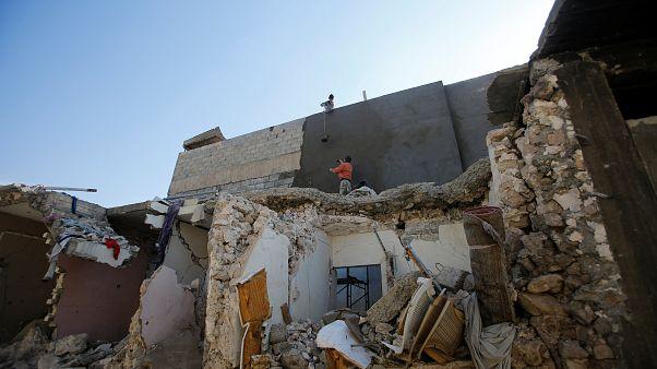 L'Irak cherche des fonds pour se reconstruire