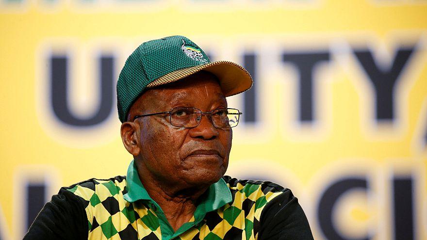 Südafrikas ANC fordert Präsident Zuma zum Rücktritt auf