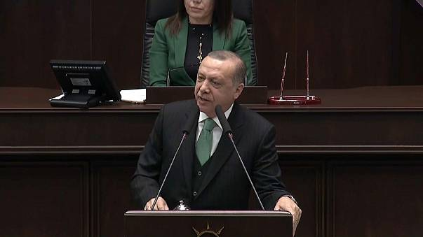 Erdoğan'dan 'Osmanlı tokatlı' mesaj