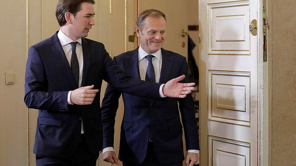 Austria priorizará la lucha contra la inmigración ilegal