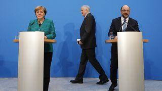 Koalitionsvertrag: 70% SPD, 30% Union