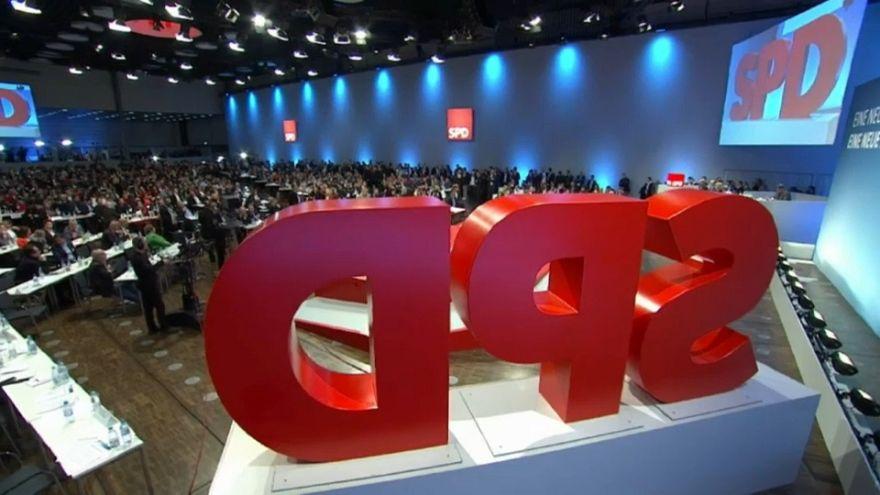 El SPD ganador en las negociaciones para formar gobierno en Alemania