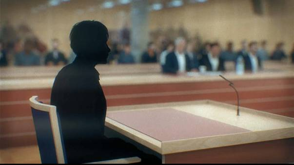 Estocolmo: Autor confesso de ataque começa a ser julgado