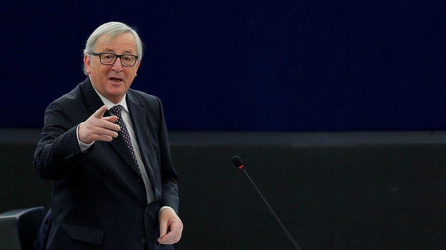 Líder da Comissão Europeia, Jean-Claude Juncker, foi eleito em 2014