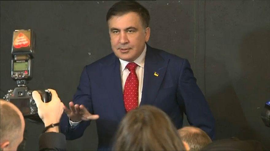 Саакашвили: Порошенко лишил меня гражданства незаконно