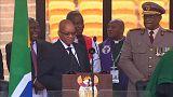 Jacob Zuma says he will respond to resignation demands on Wednesday