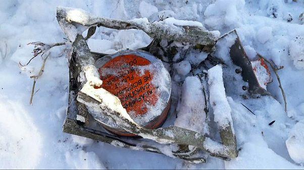 Les sondes Pitot à l'origine du crash en Russie