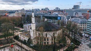 Saudis geben Leitung von Brüsseler Moschee ab