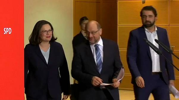 СДПГ меняет лидера