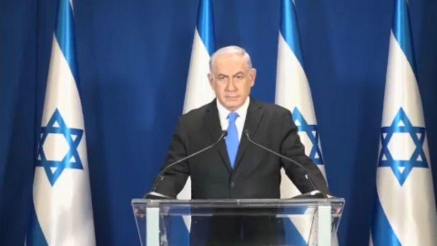 Perbe foghatják a kormányfőt Izraelben