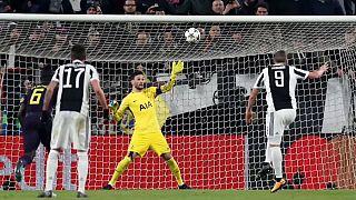 Primera jornada de octavos en la Champions con lluvia de goles