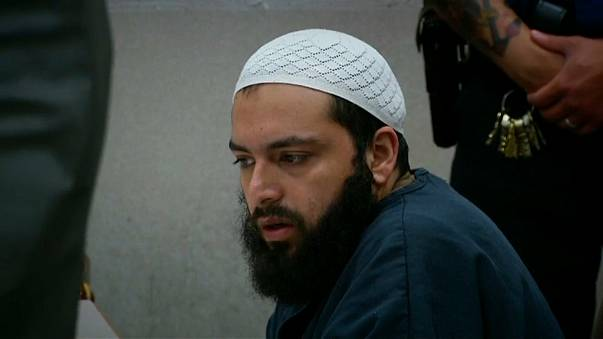 New York bomber, Ahmad Rahimi, sentenced to life in prison