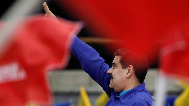 Λατινική Αμερική κατά... Μαδούρο