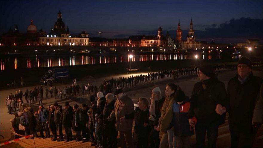 Дрезден: за открытость и толерантность