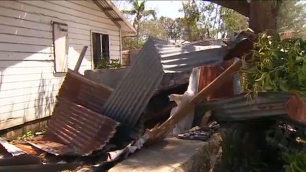 Cyclone Gita devastates Tonga