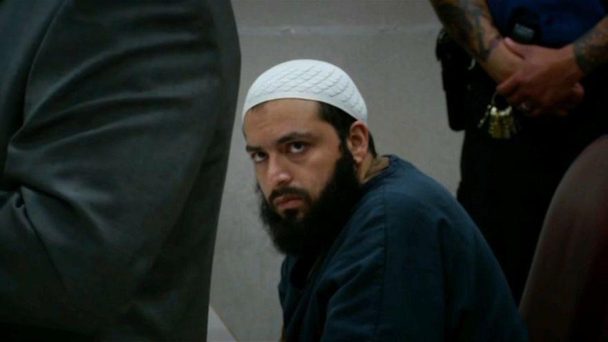 Cadena perpetua para el islamista que detonó varias bombas en Nueva York