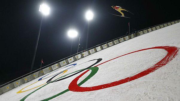 Pyeongchang 2018 round-up: US snowboarder Shaun White wins historic gold