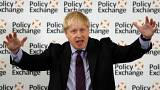 Brexit 'not a V-sign from Dover cliffs', says Boris Johnson