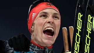 Geglückte Aufholjagd: Kombinierer Frenzel verteidigt Olympia-Gold