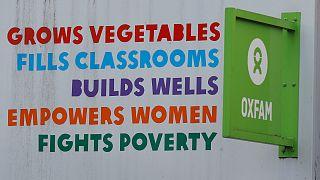 Μίνι Ντράιβερ: «Ντρέπομαι για το σκάνδαλο της Oxfam»