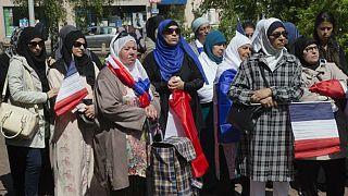 ماکرون: در پی ساماندهی مجدد اسلام در فرانسه هستیم
