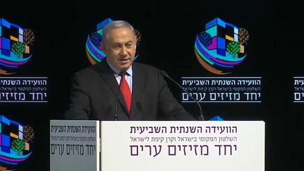"""Netanjahu: """"a koalíció stabil"""""""