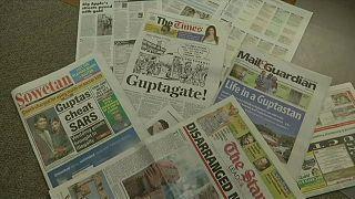 Sudafrica: polizia arresta un membro dei Gupta, famiglia di imprenditori legati a Zuma