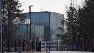 Etats-Unis : enquête après une fusillade à l'entrée de la NSA
