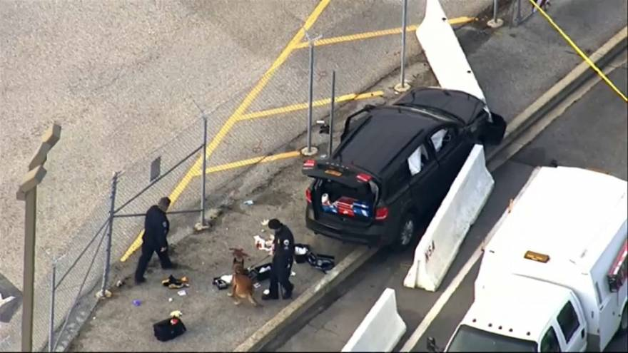 Tiroteo cerca de la Agencia Nacional de Seguridad de EEUU, tres heridos y un detenido