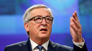 Le président de la Commission européenne, Jean-Claude Juncker