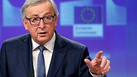 Juncker abre el debate para reformar las instituciones europeas