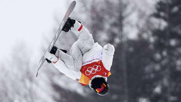 Pyeongchang 2018: oro histórico del 'snowboarder' Shaun White