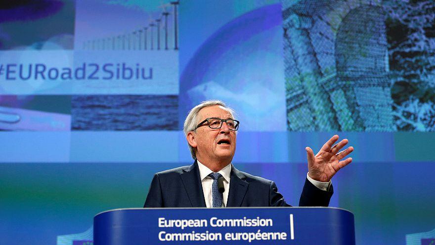 Обсуждается будущее Евросоюза