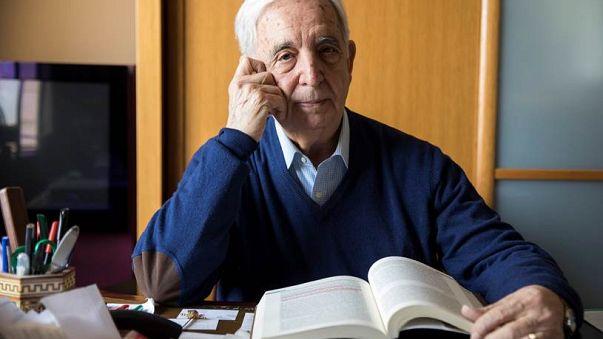 Miguel, 80 ans, le papi Erasmus