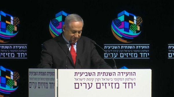 L'attacco del premier israeliano contro le accuse di corruzione