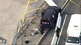 حادث وكالة الأمن القومي لا علاقة له بالإرهاب والسيارة انحرفت بشكل خاطئ