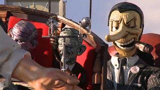 Karneval in Viareggio