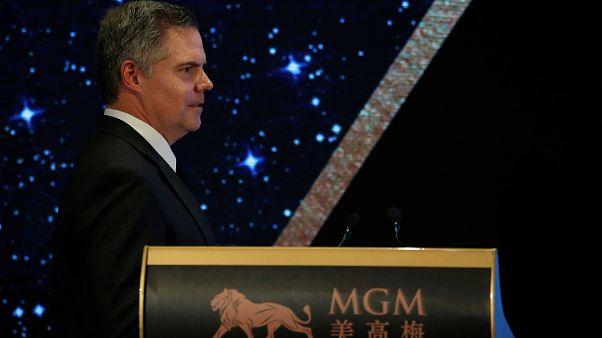 Novo casino em Macau quando faltam dois anos para renovação de licenças