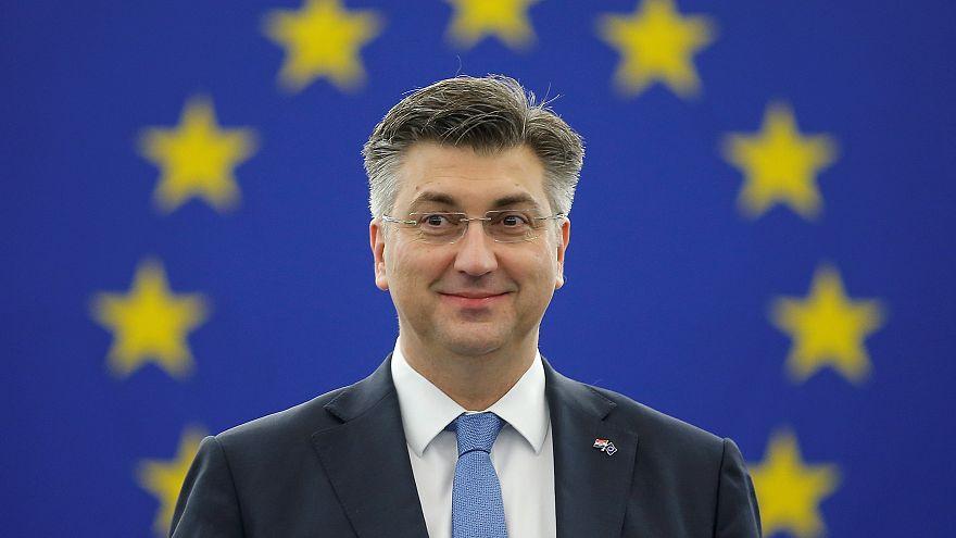 Kroatien will Teil der Kern-EU werden