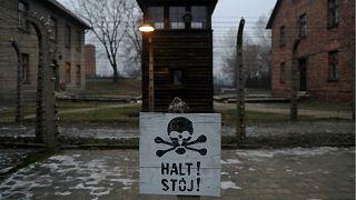 Defiant Poland rolls out #GermanDeathCamps campaign despite Holocaust law controversy