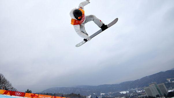 Shaun White dá centésima medalha de ouro aos EUA