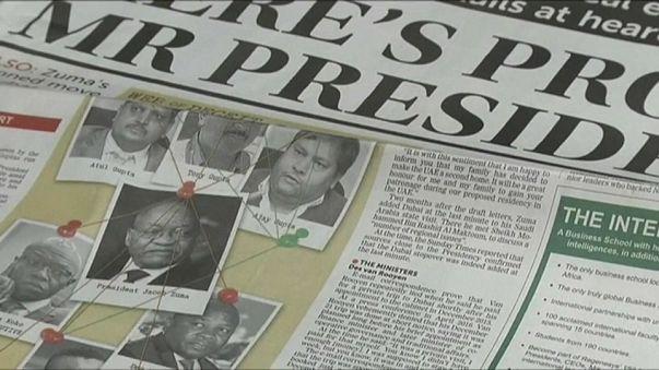 "Скандал ""Зумагейт"" в ЮАР"
