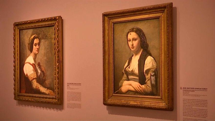 Paris expose les figures de Corot
