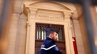 Gericht in Paris