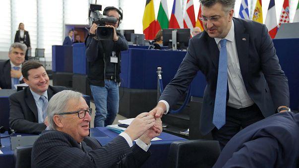 Croacia aspira a profundizar su relación con la UE
