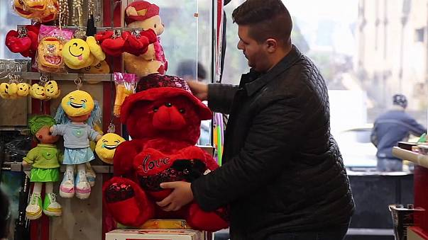 Love is back in the air in Mosul