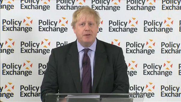 Boris Johnson defiende que frustrar el Brexit sería una traición a sus votantes