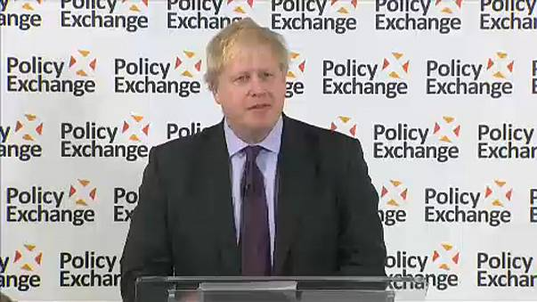 """Boris Johnson: """"Árulás lenne egy új referendum"""""""