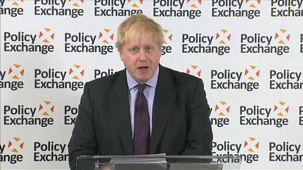 Boris Johnson: Neues Brexit-Referendum wäre Verrat